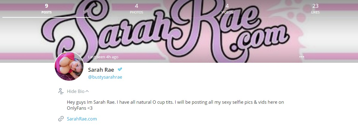 onlyfans-sarahrae website screenshot